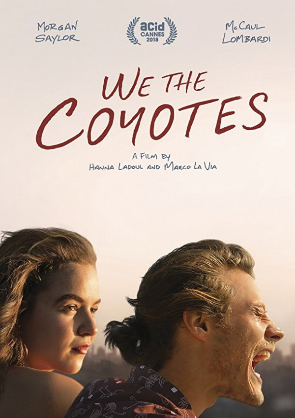 'We The Coyotes' movie poster