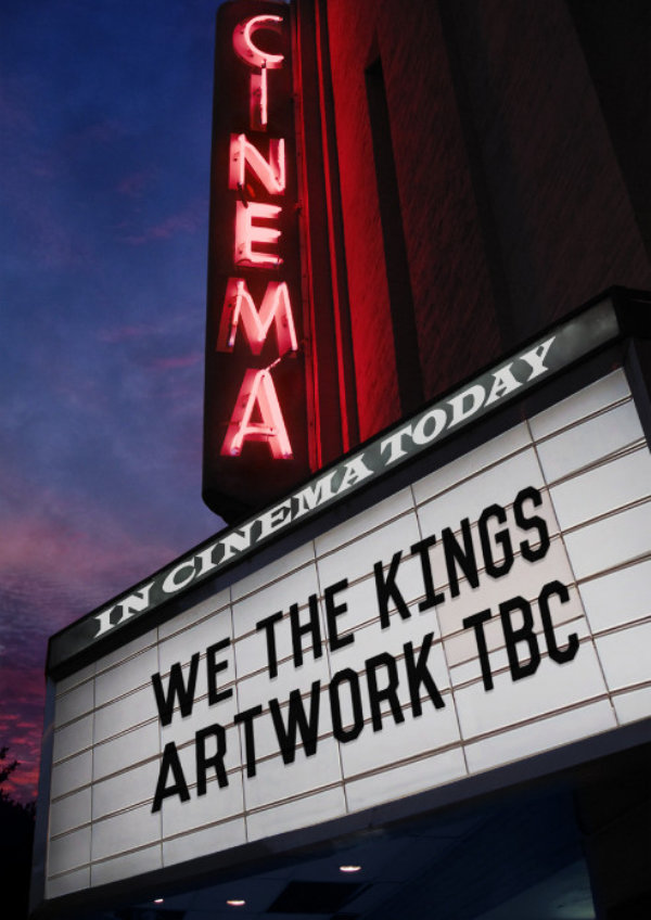 'We The Kings' movie poster
