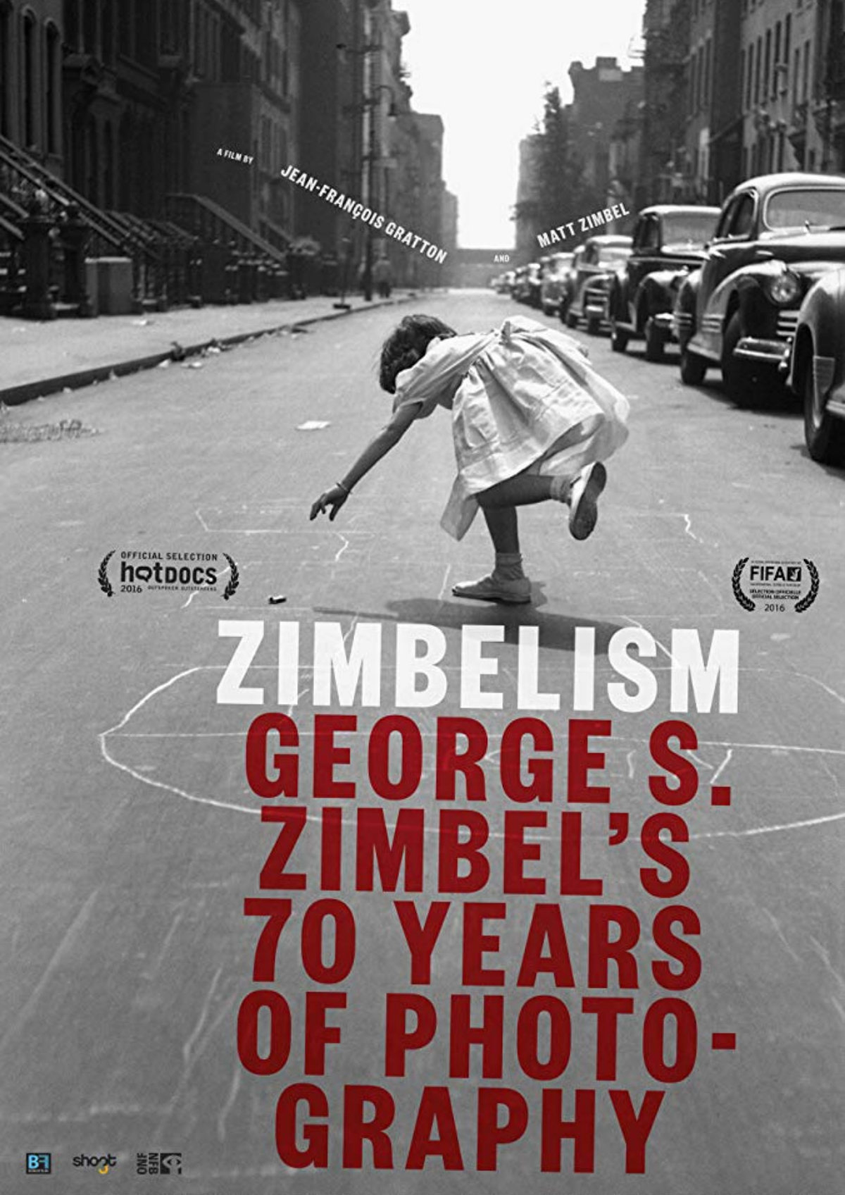 'Zimbelism' movie poster