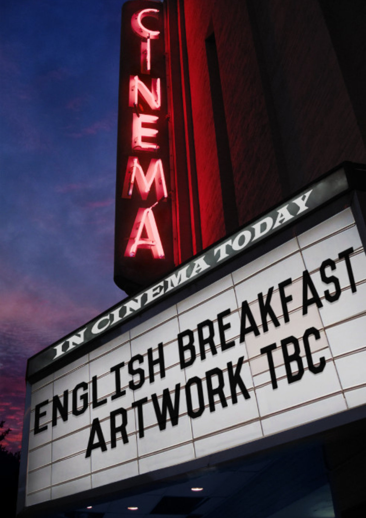 'English Breakfast' movie poster