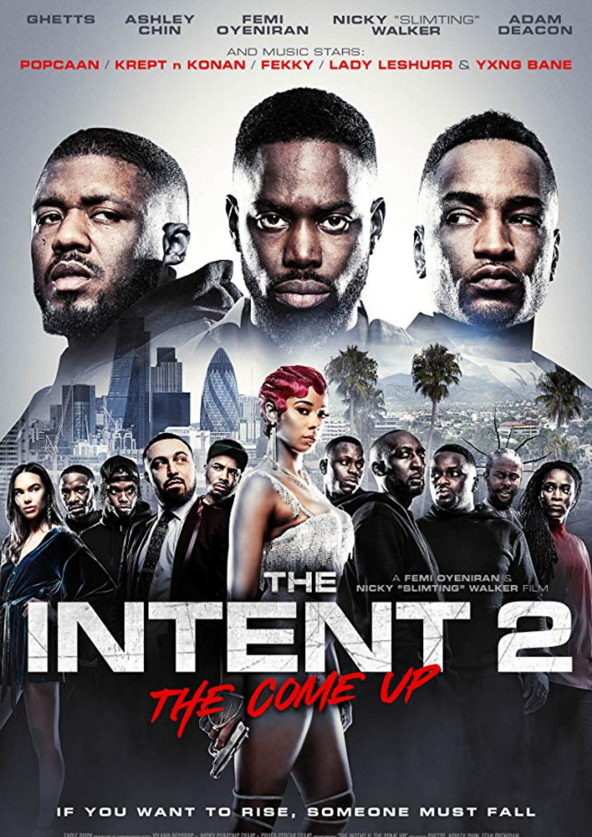 'The Intent 2: The Come Up' movie poster