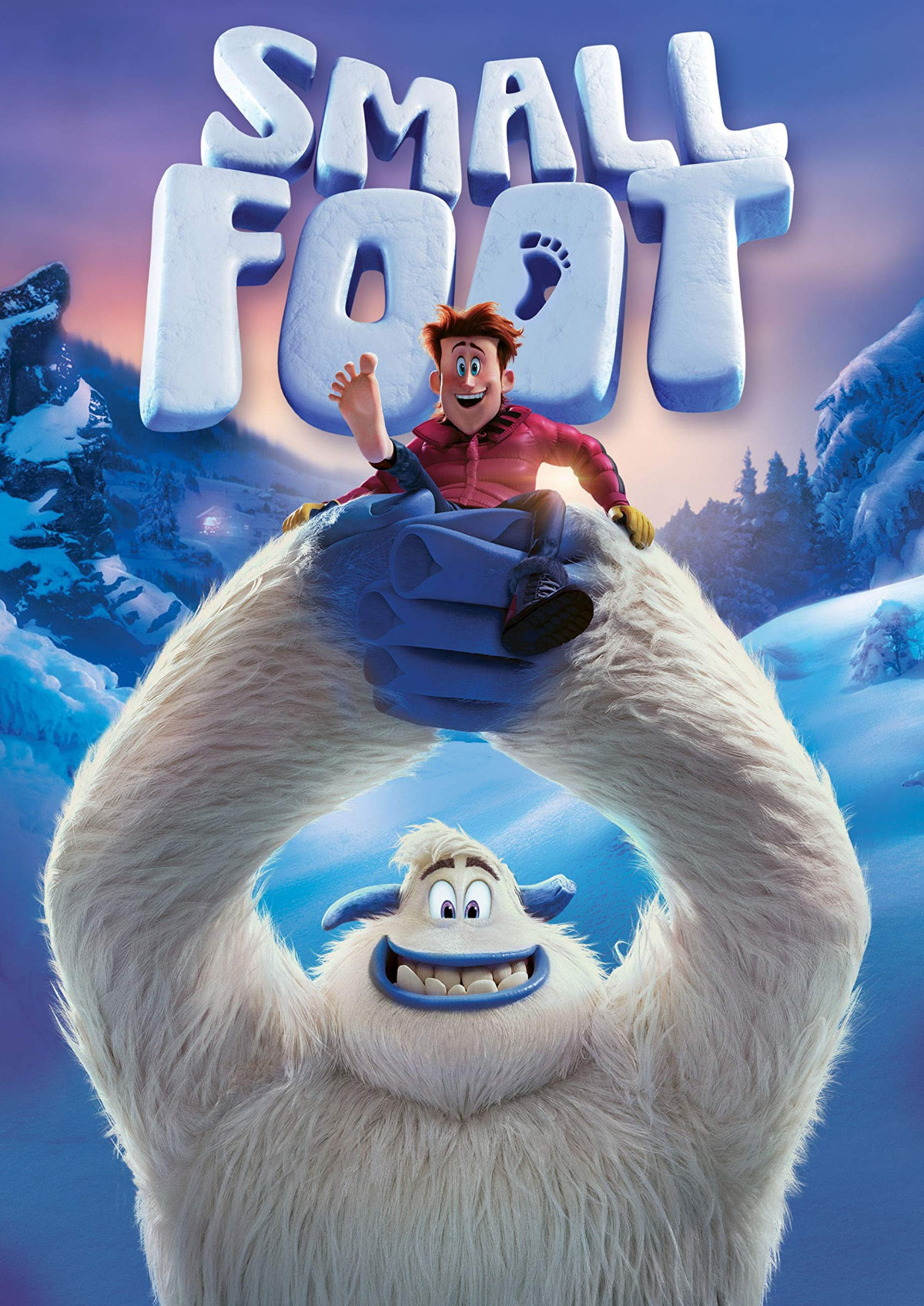 'Smallfoot' movie poster