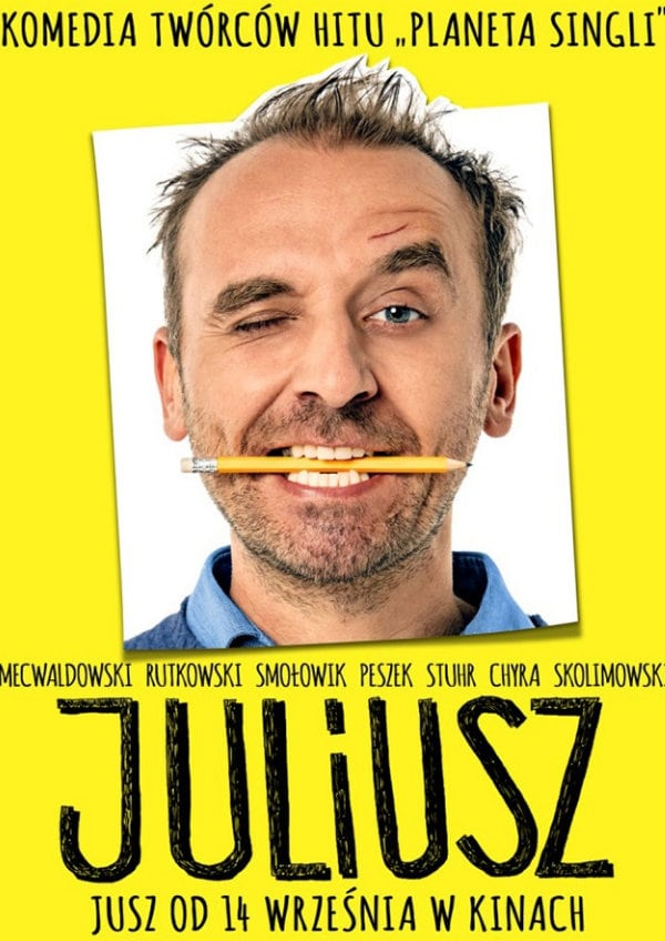 'Juliusz' movie poster