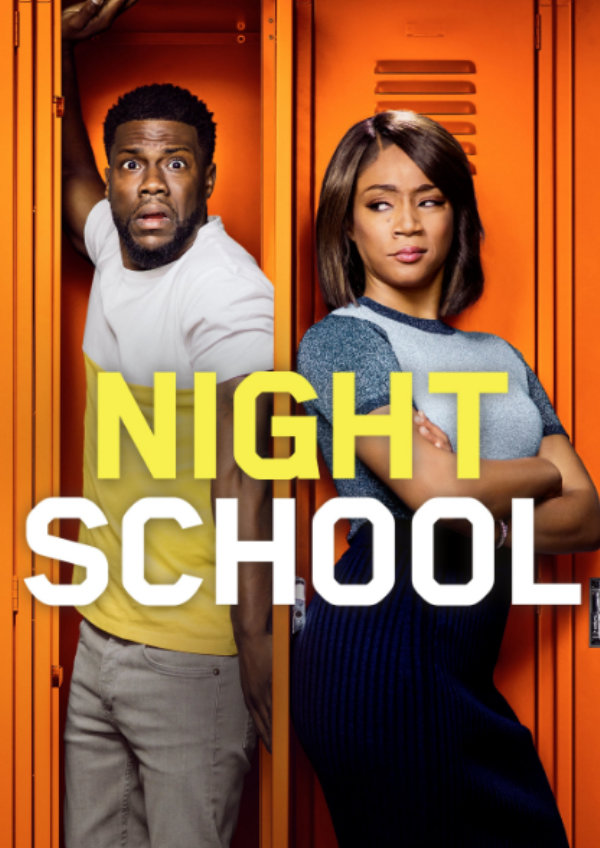 'Night School' movie poster