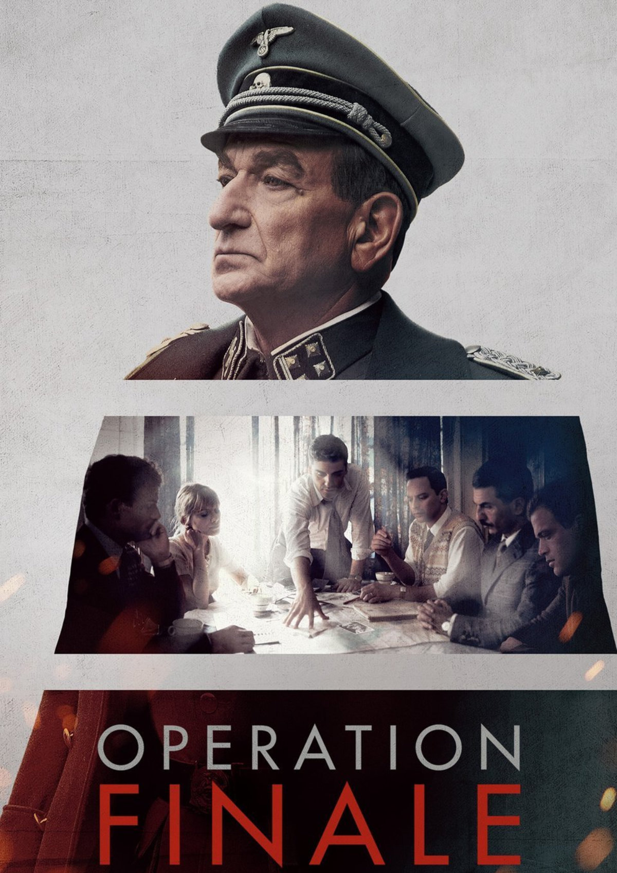 'Operation Finale' movie poster