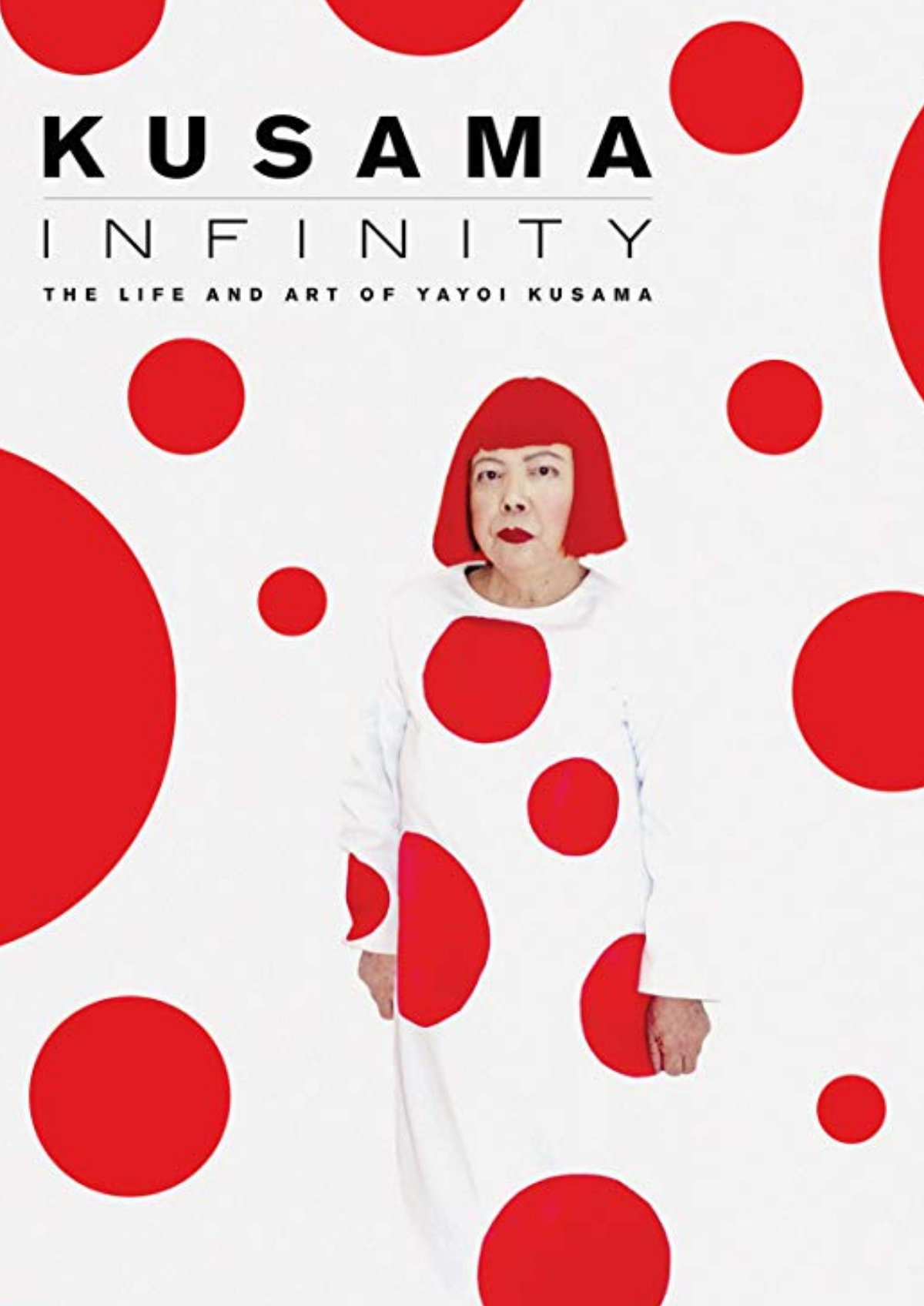 'Kusama: Infinity' movie poster
