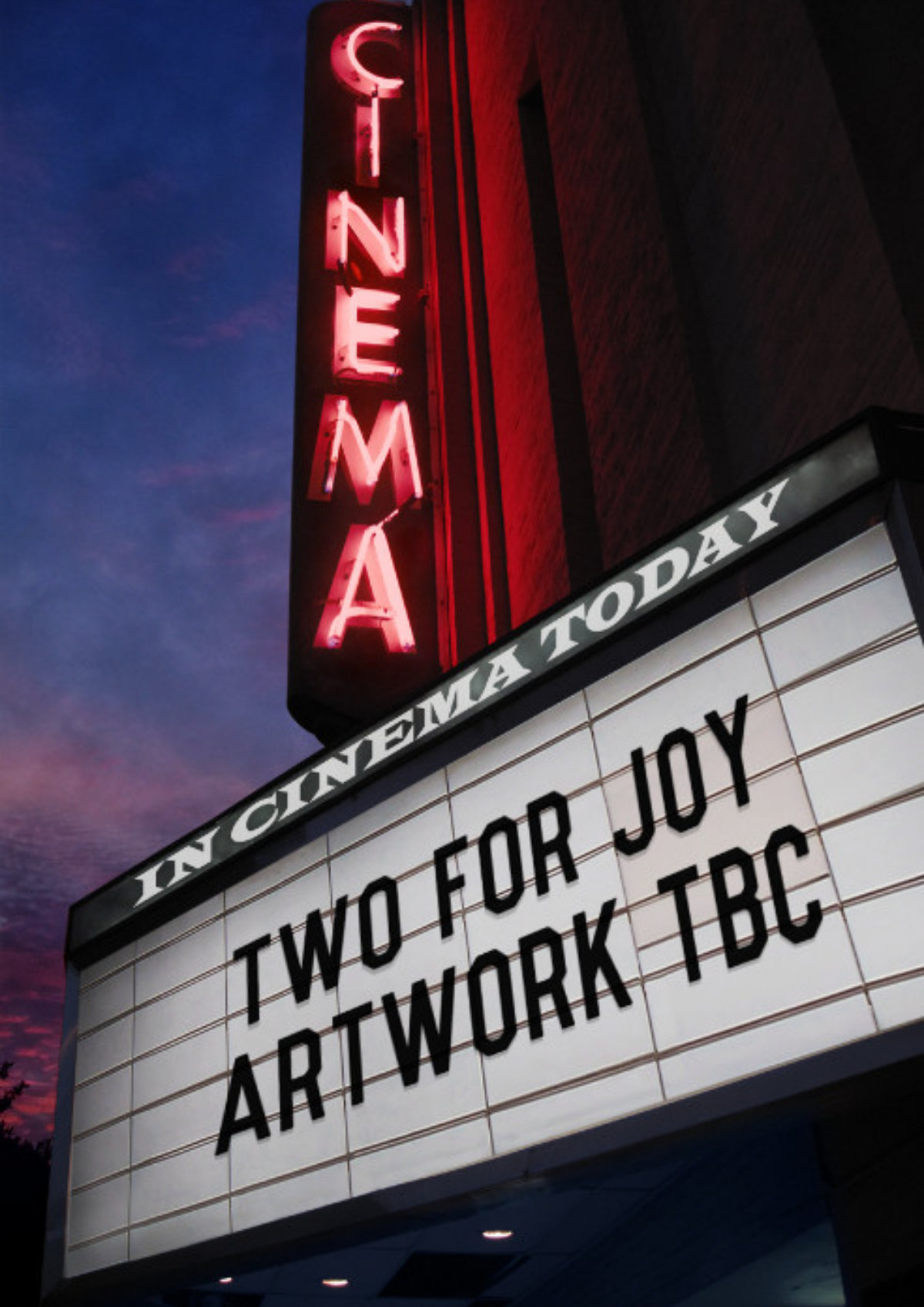 'Two For Joy' movie poster