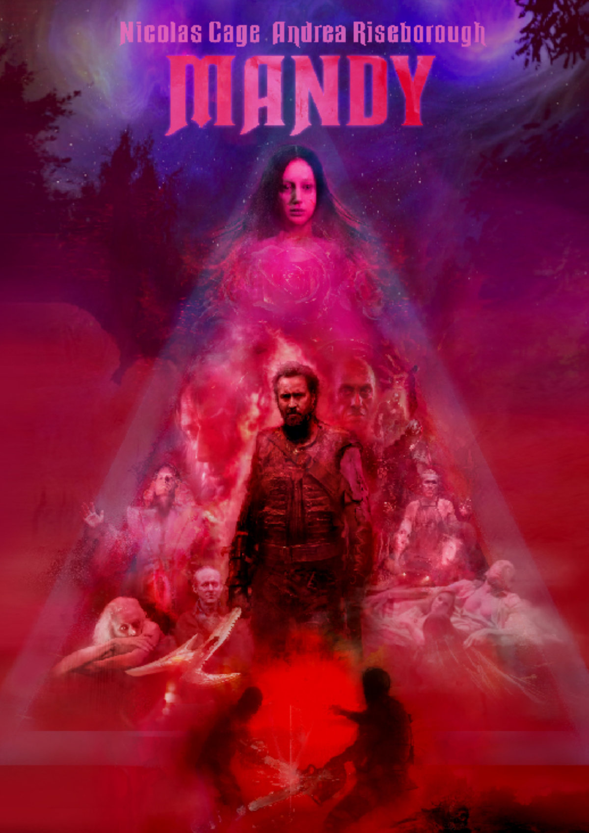 'Mandy' movie poster
