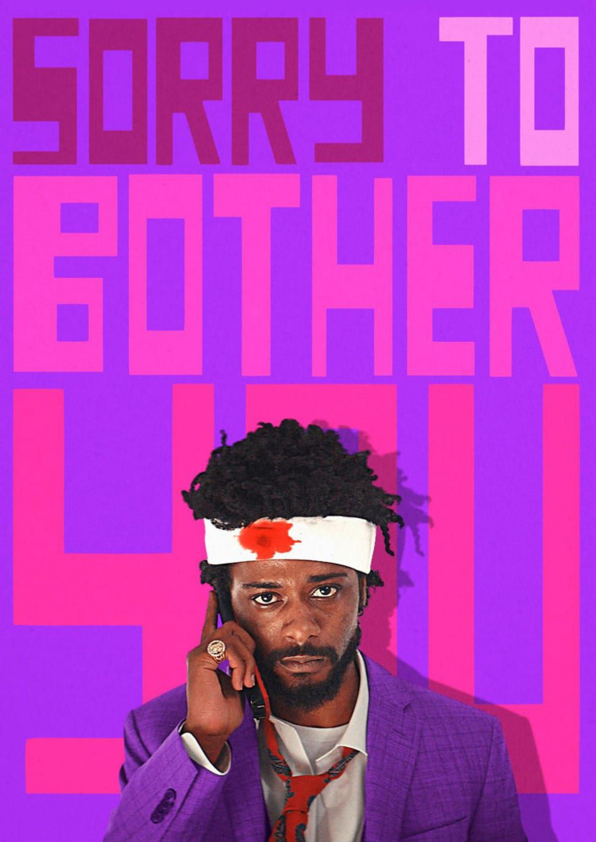 'Sorry To Bother You' movie poster