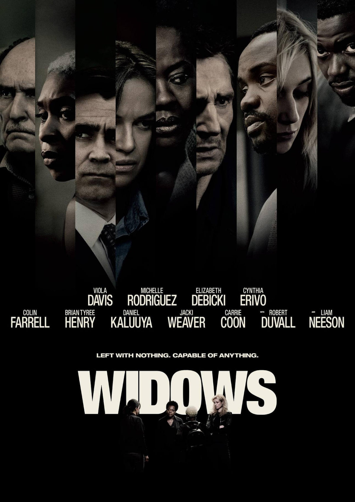 'Widows' movie poster