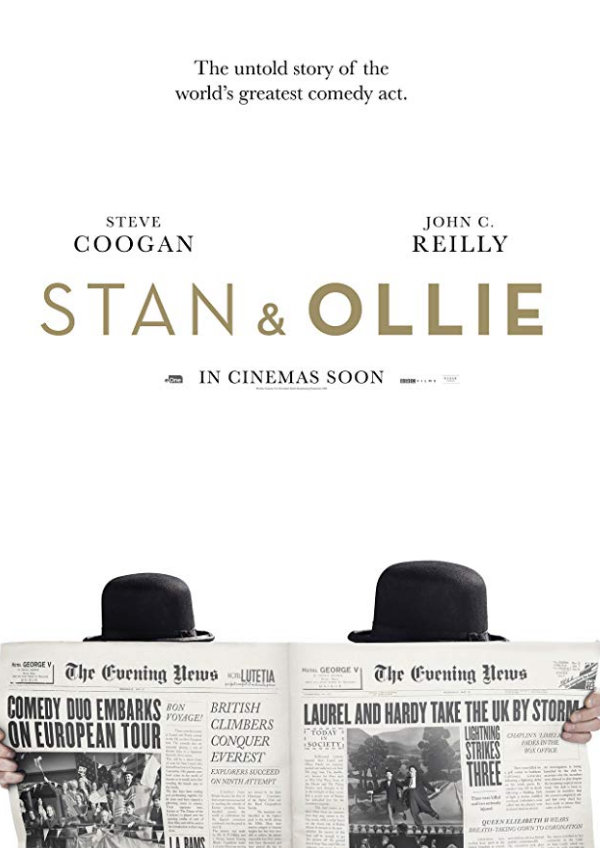 'Stan & Ollie' movie poster