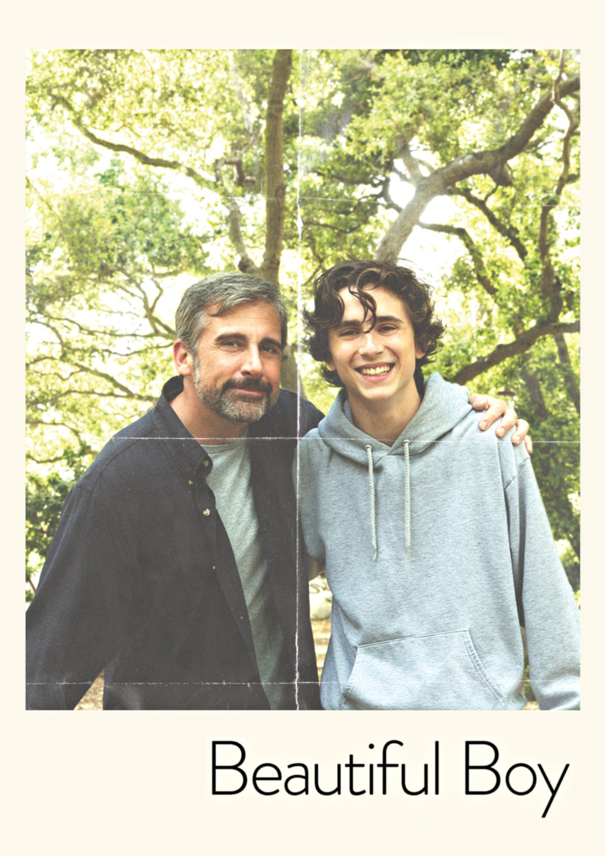 Image result for Beautiful Boy movie poster