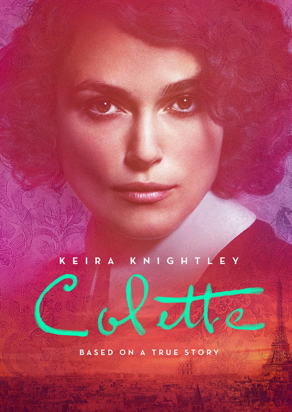'Colette' movie poster