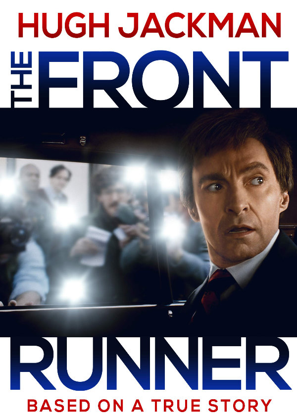 'The Front Runner' movie poster