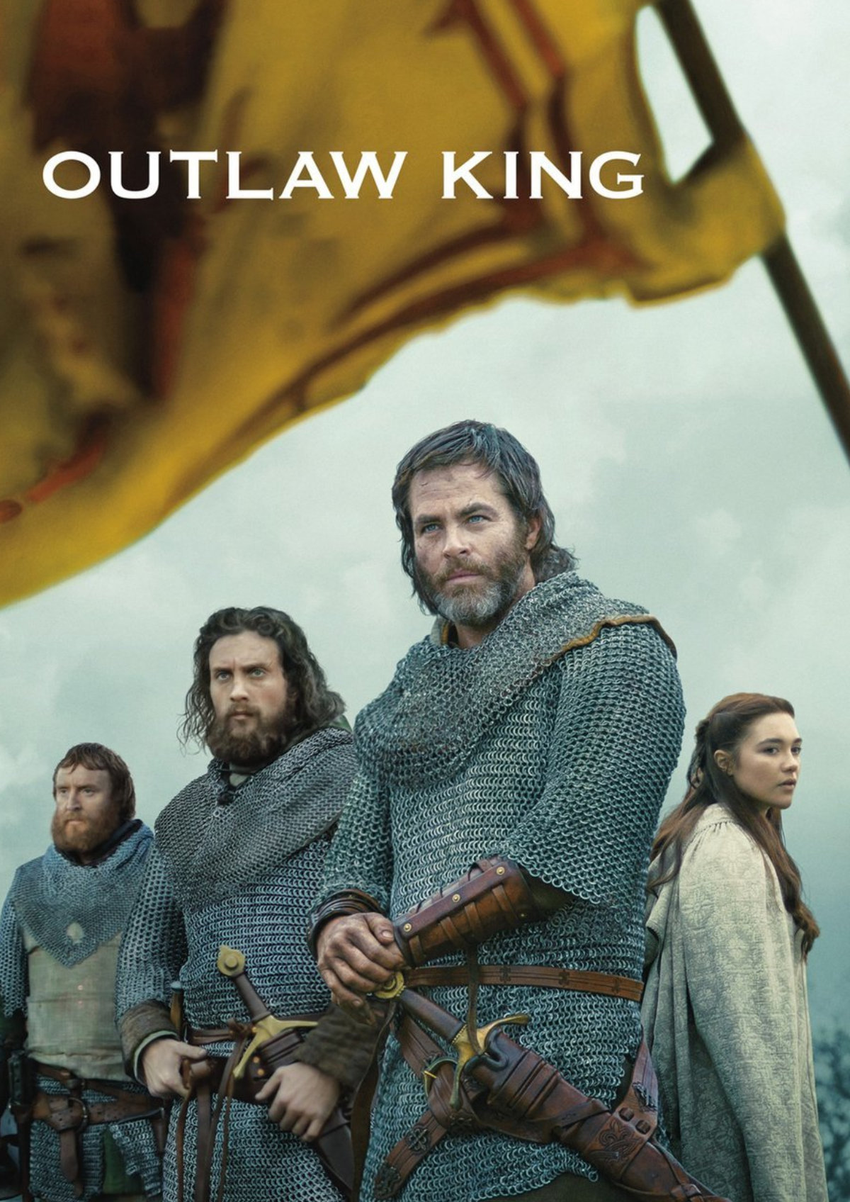 'Outlaw King' movie poster