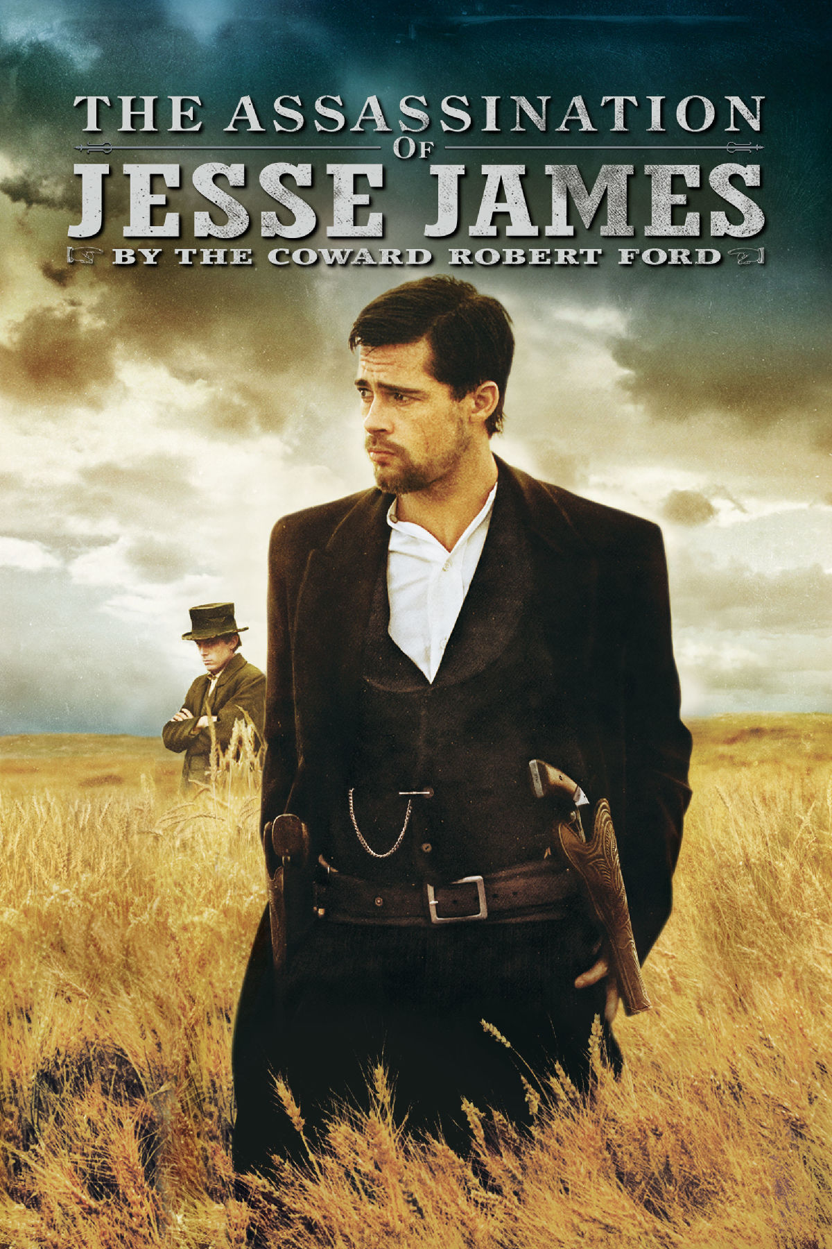 'The Assassination of Jesse James by the Coward Robert Ford' movie poster