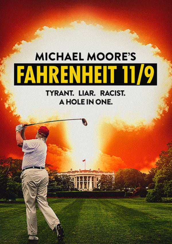 'Fahrenheit 11/9' movie poster