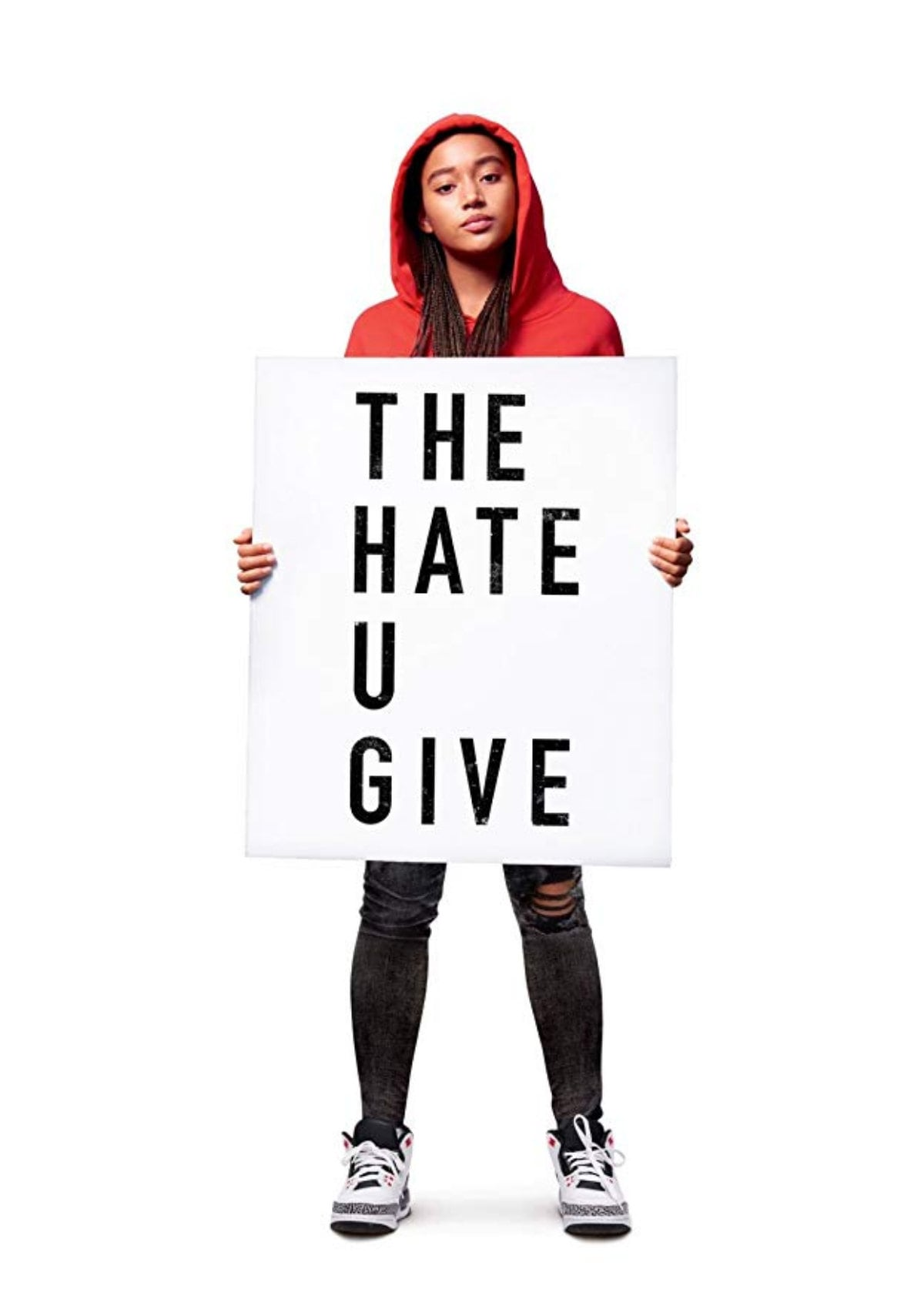'The Hate U Give' movie poster