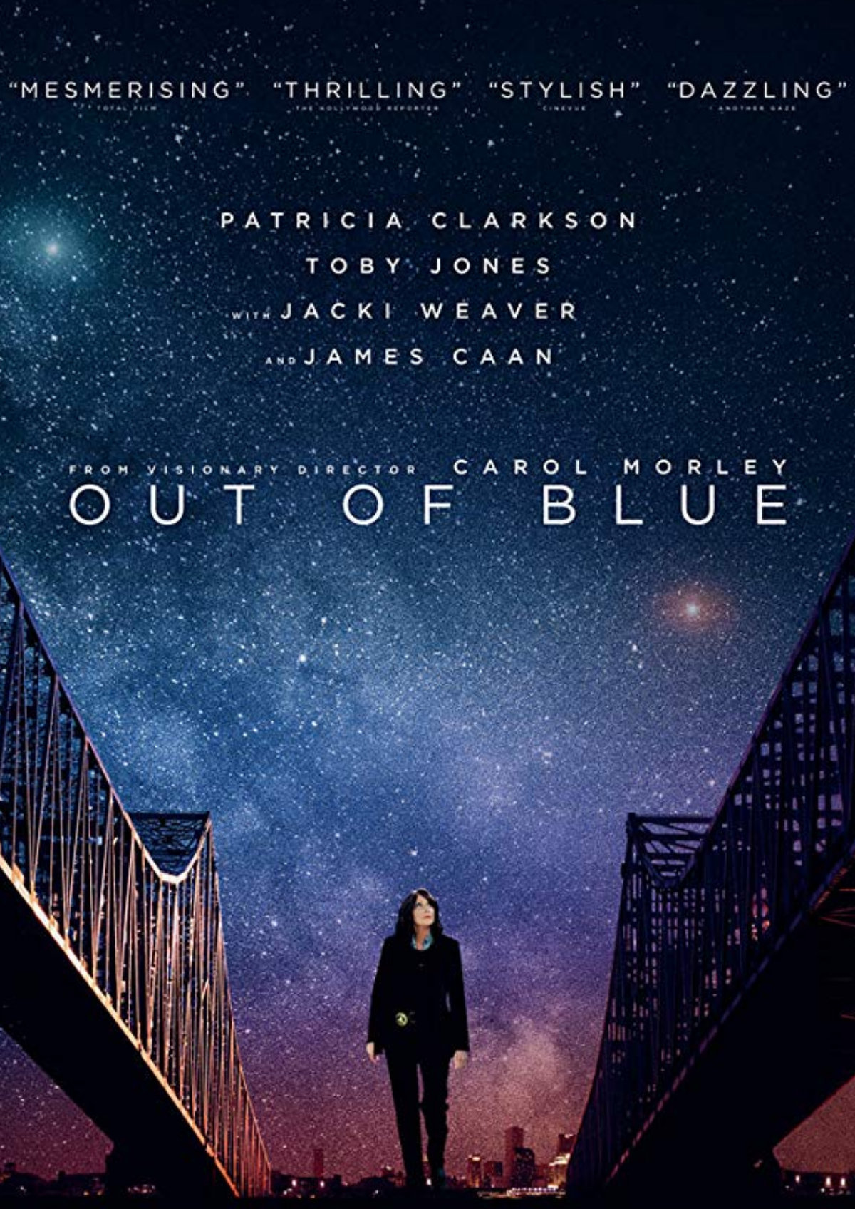 'Out of Blue' movie poster
