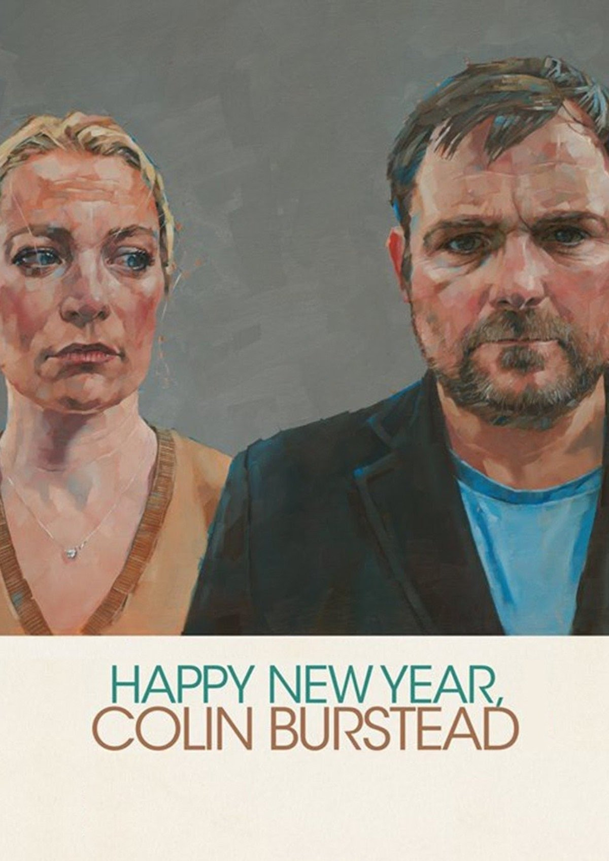 'Happy New Year, Colin Burstead' movie poster