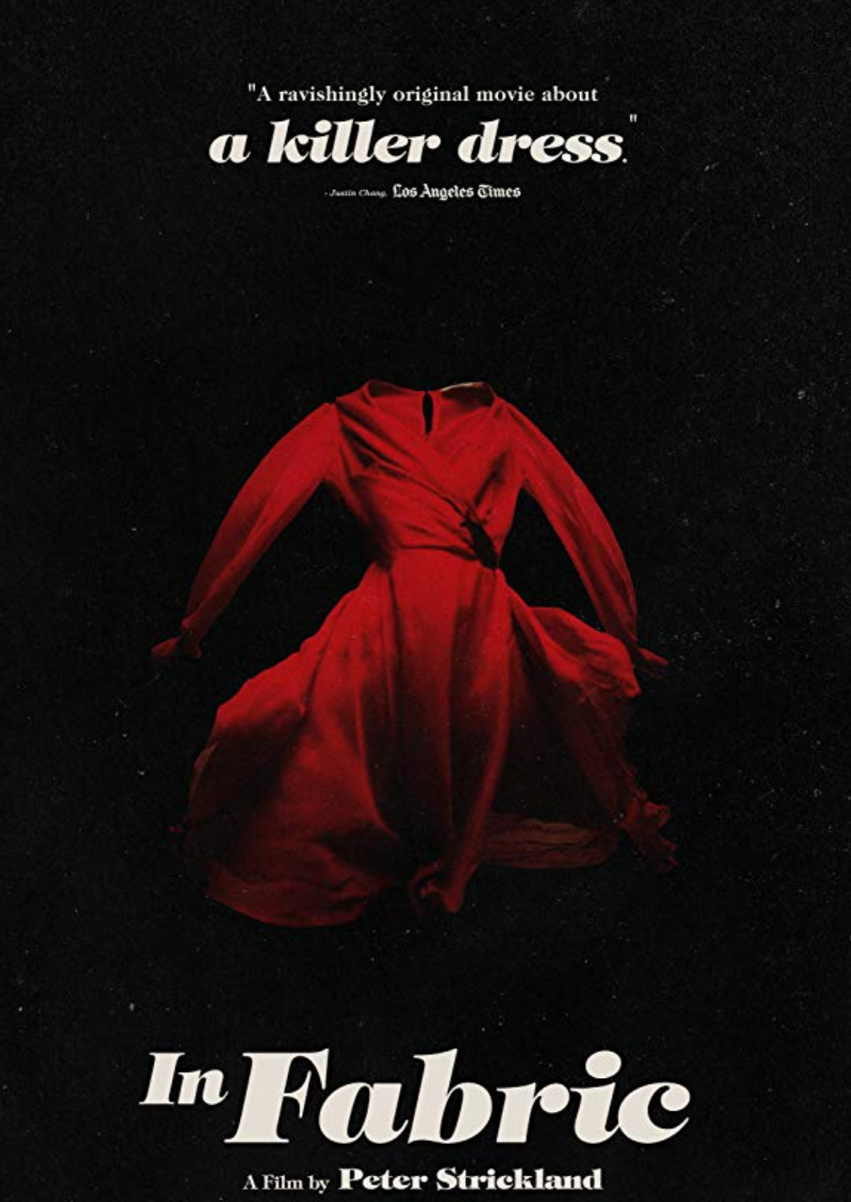 'In Fabric' movie poster