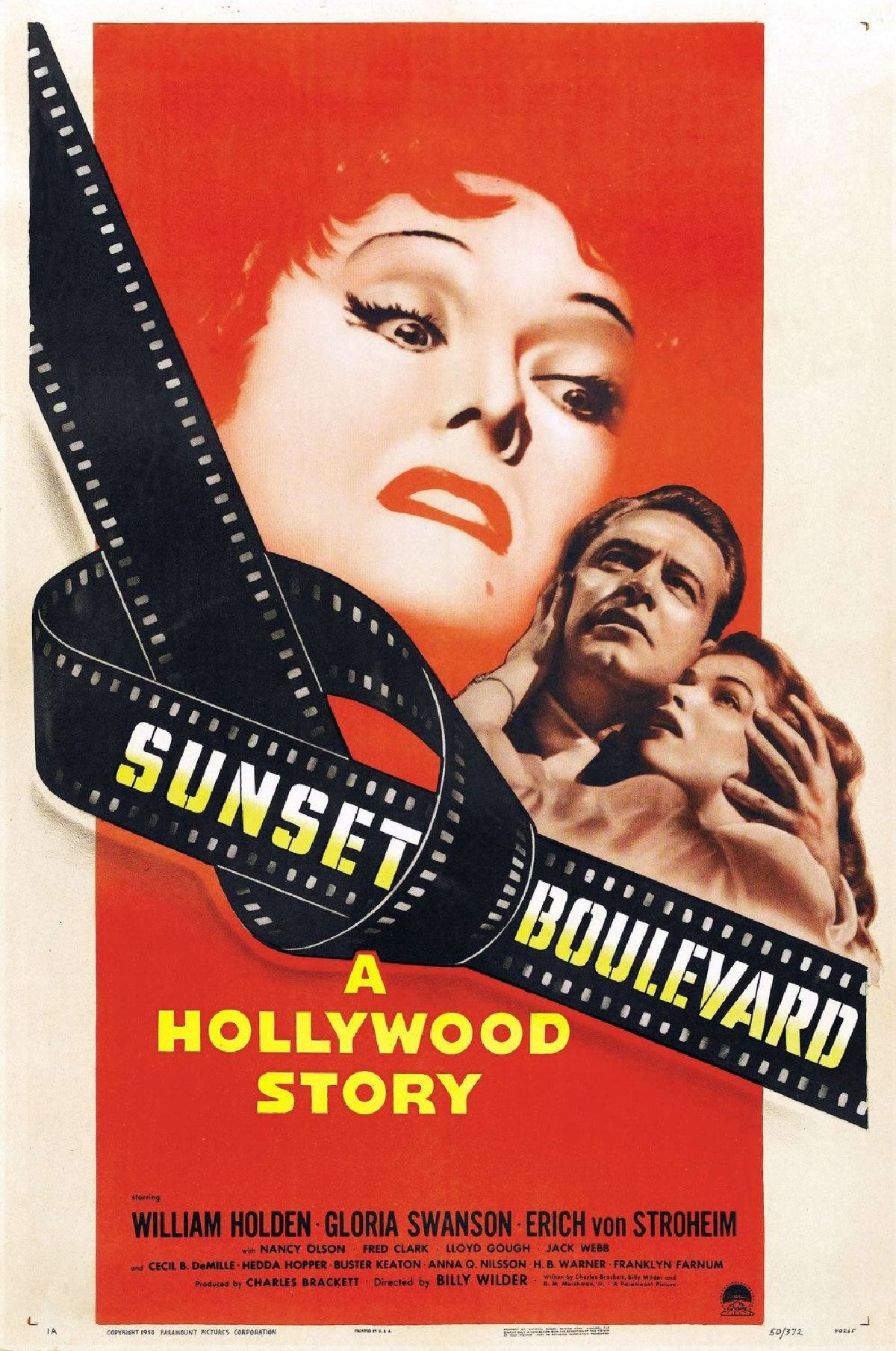 'Sunset Blvd.' movie poster