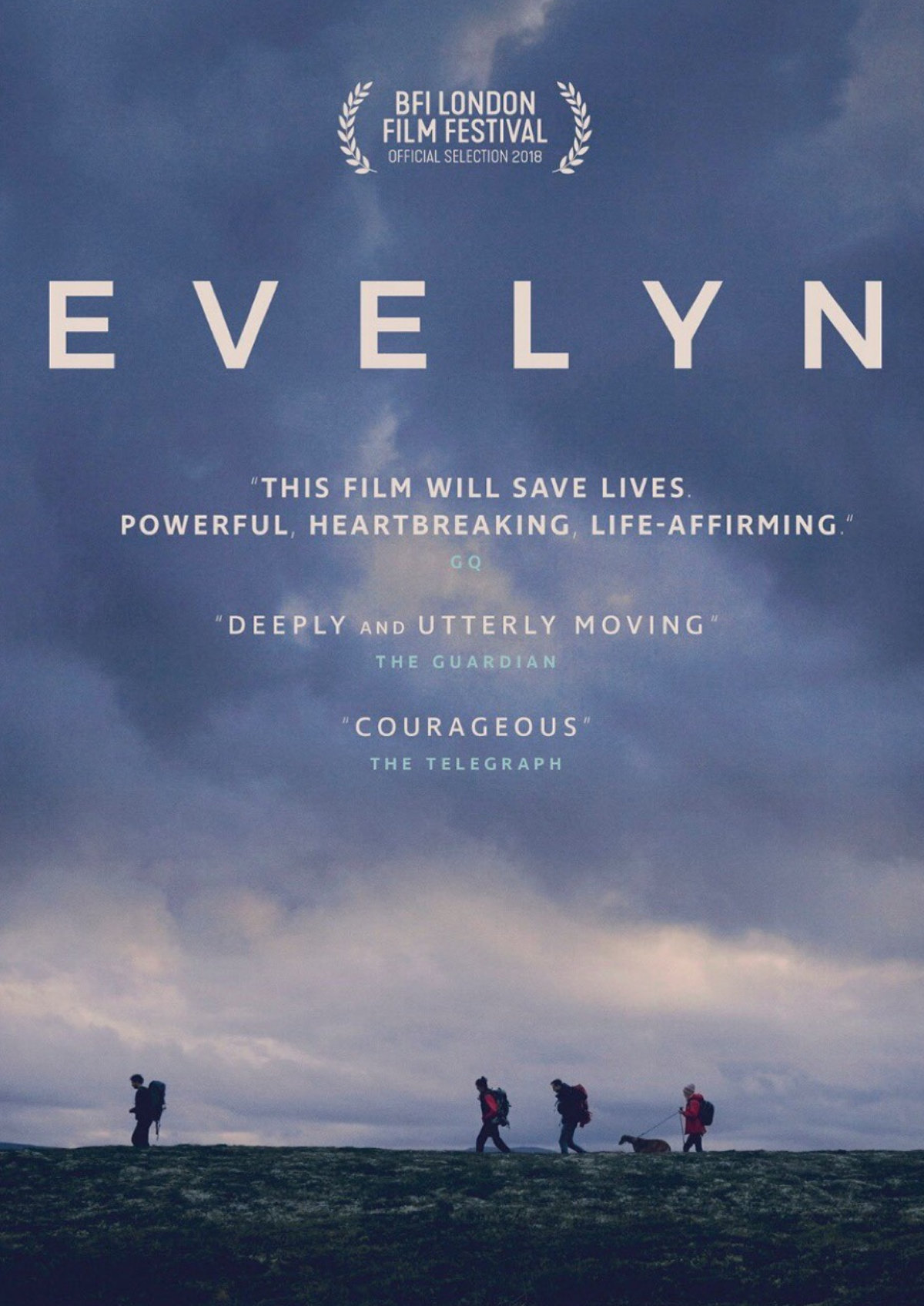 'Evelyn' movie poster