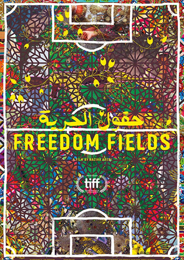 'Freedom Fields' movie poster