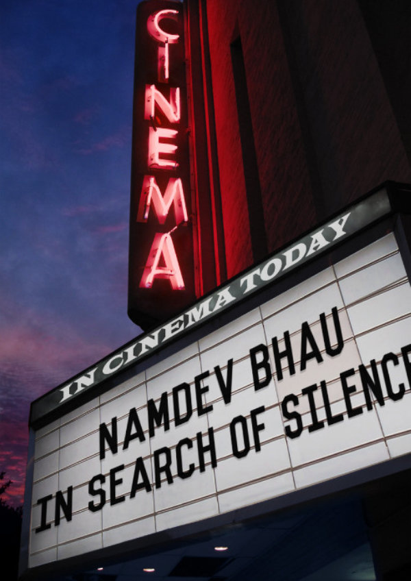 'Namdev Bhau In Search Of Silence' movie poster
