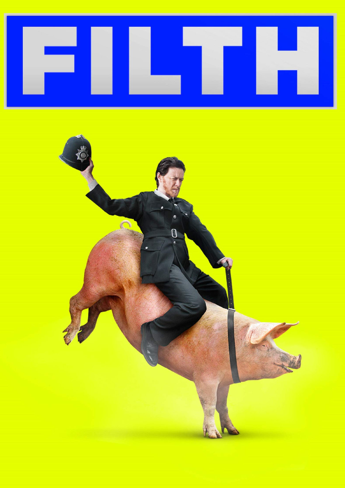'Filth' movie poster
