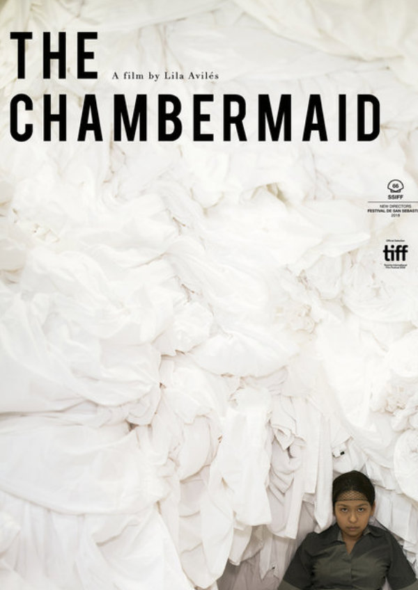 'The Chambermaid' movie poster