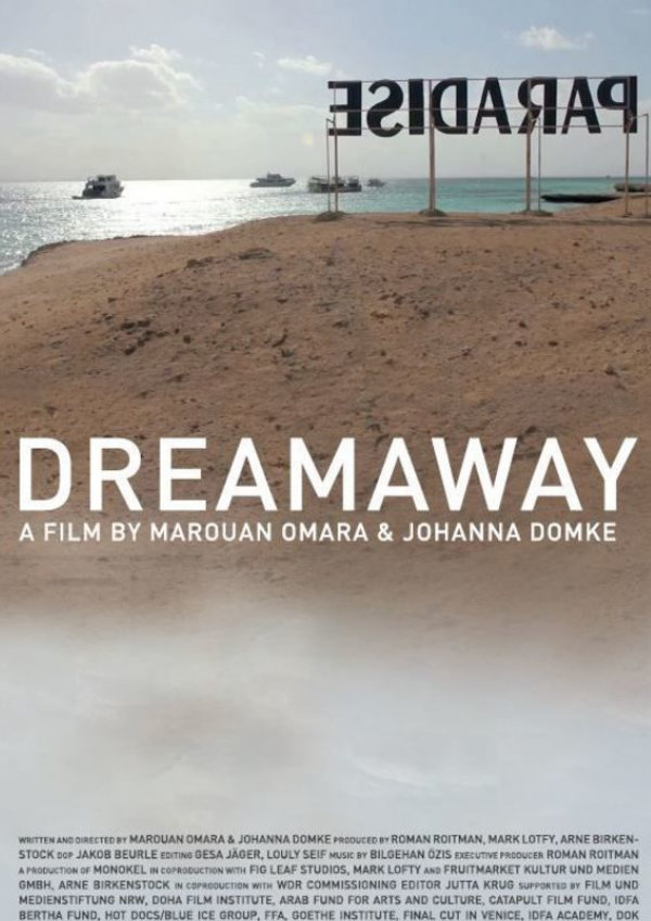 'Dream Away' movie poster