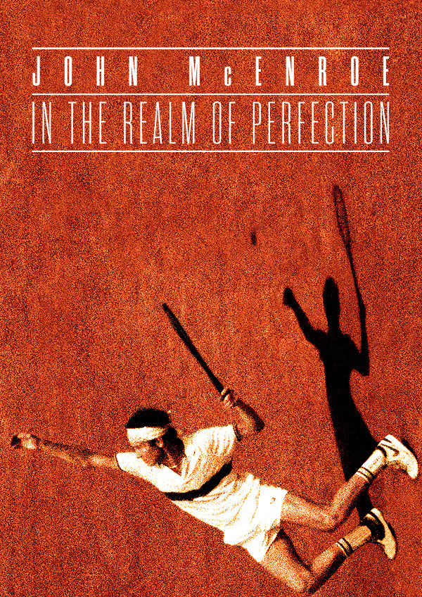 'John McEnroe: In the Realm of Perfection' movie poster