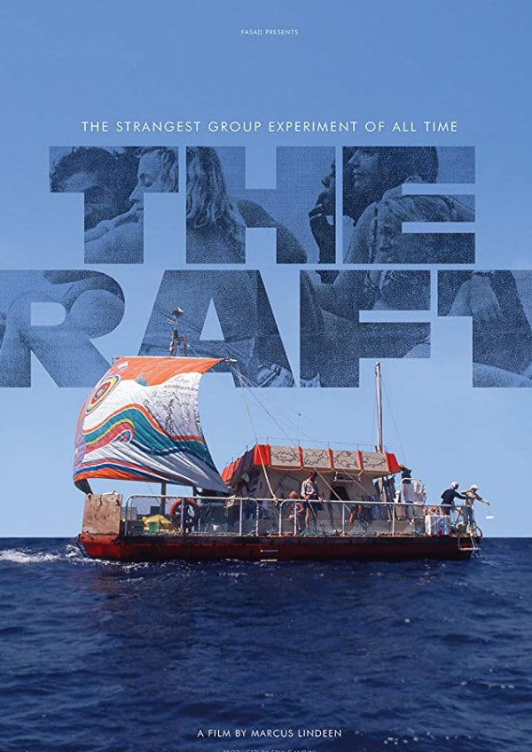'The Raft' movie poster