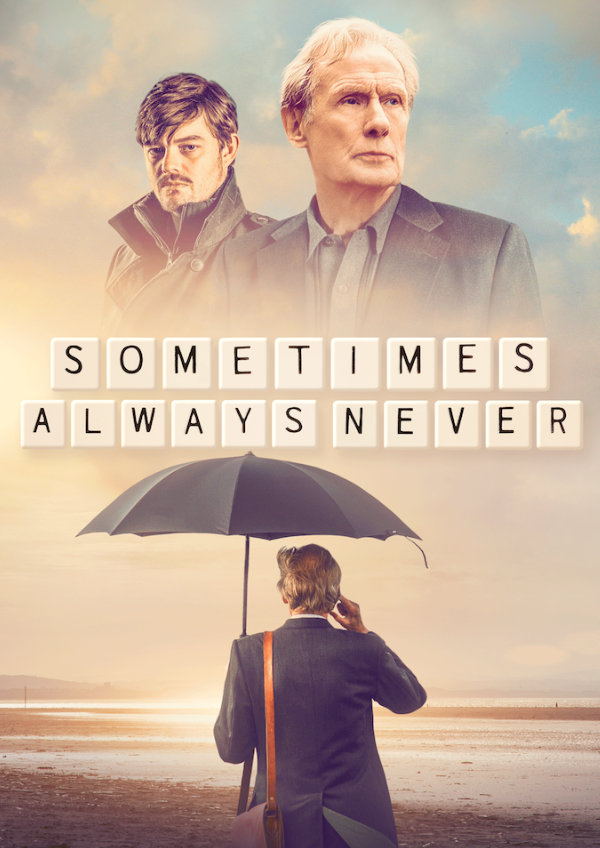 'Sometimes Always Never' movie poster