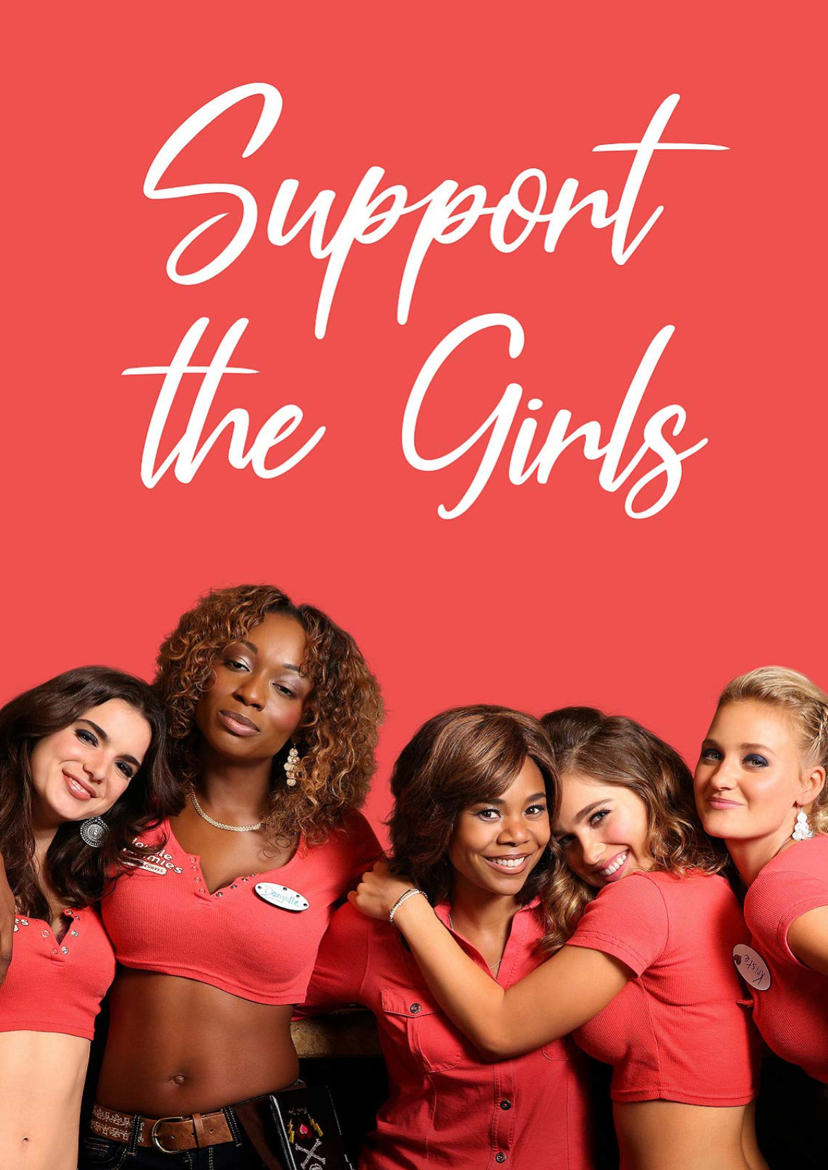'Support The Girls' movie poster