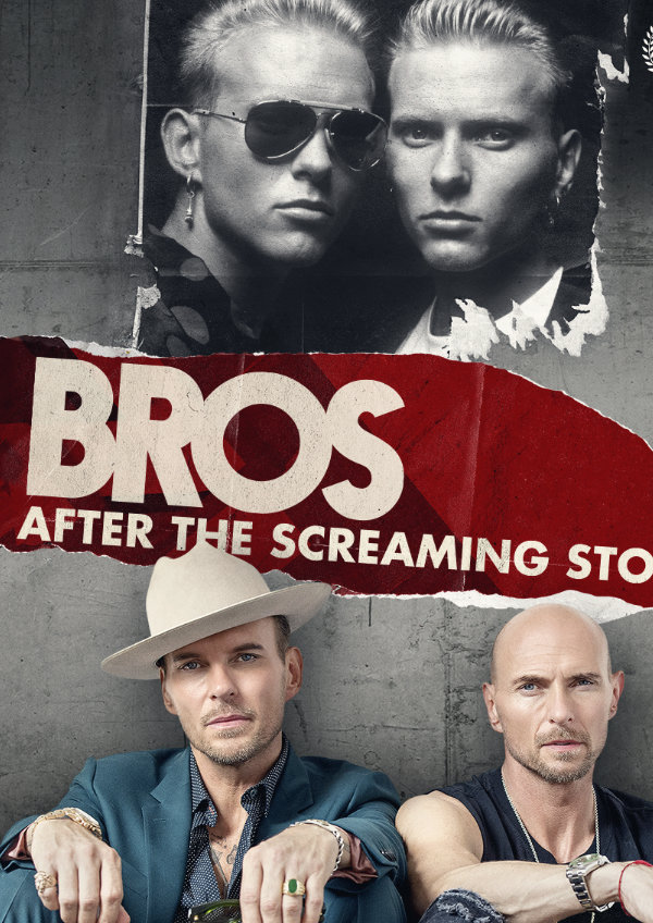 'Bros: After The Screaming Stops' movie poster