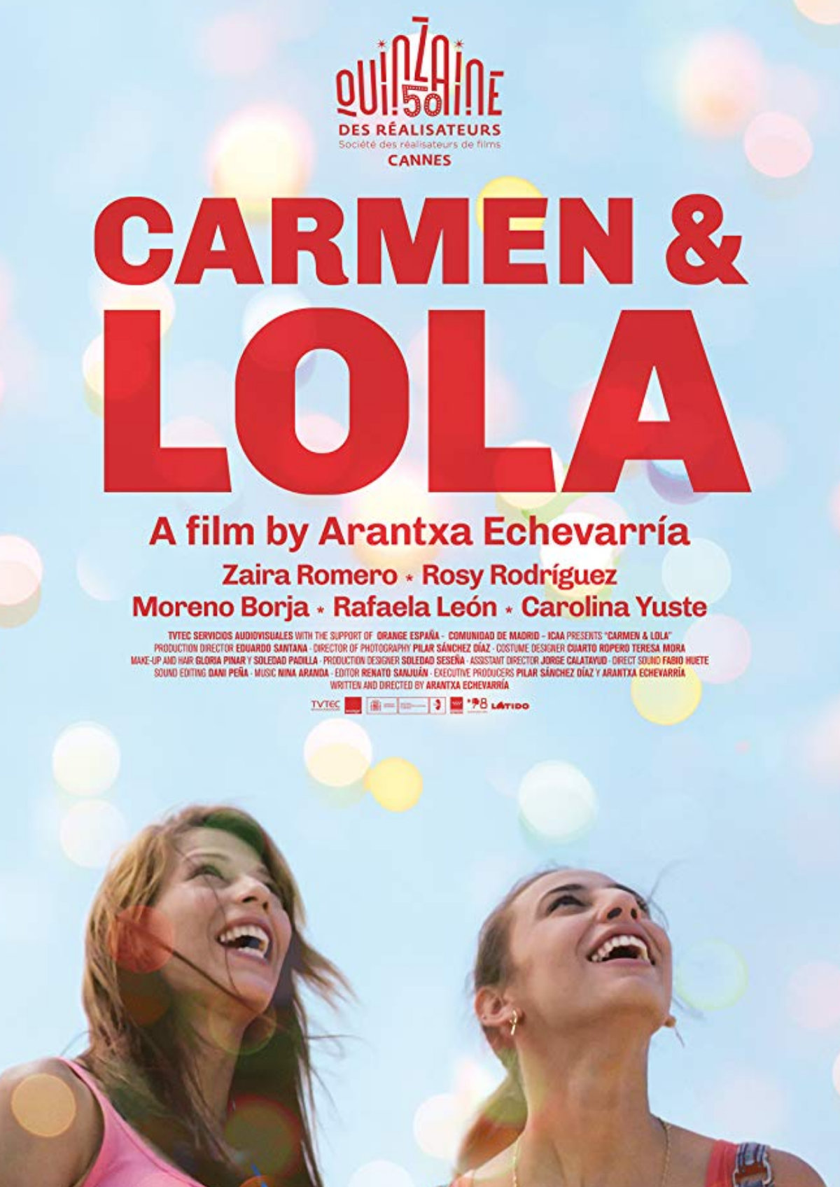 'Carmen & Lola' movie poster