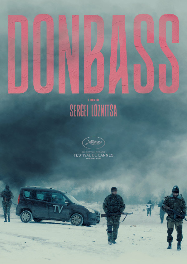 'Donbass' movie poster