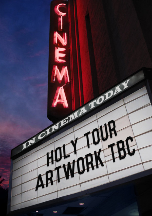 'Holy Tour' movie poster