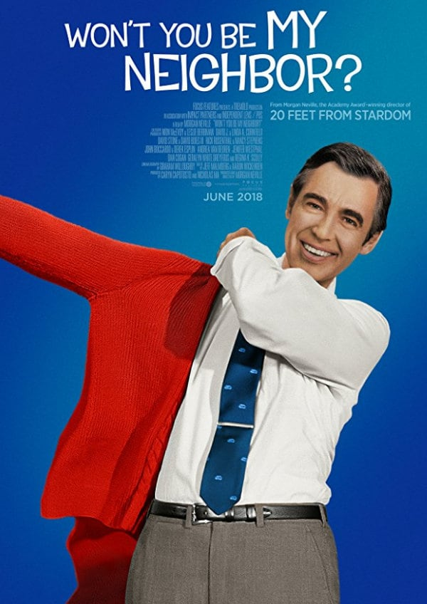 'Won't You Be My Neighbor?' movie poster