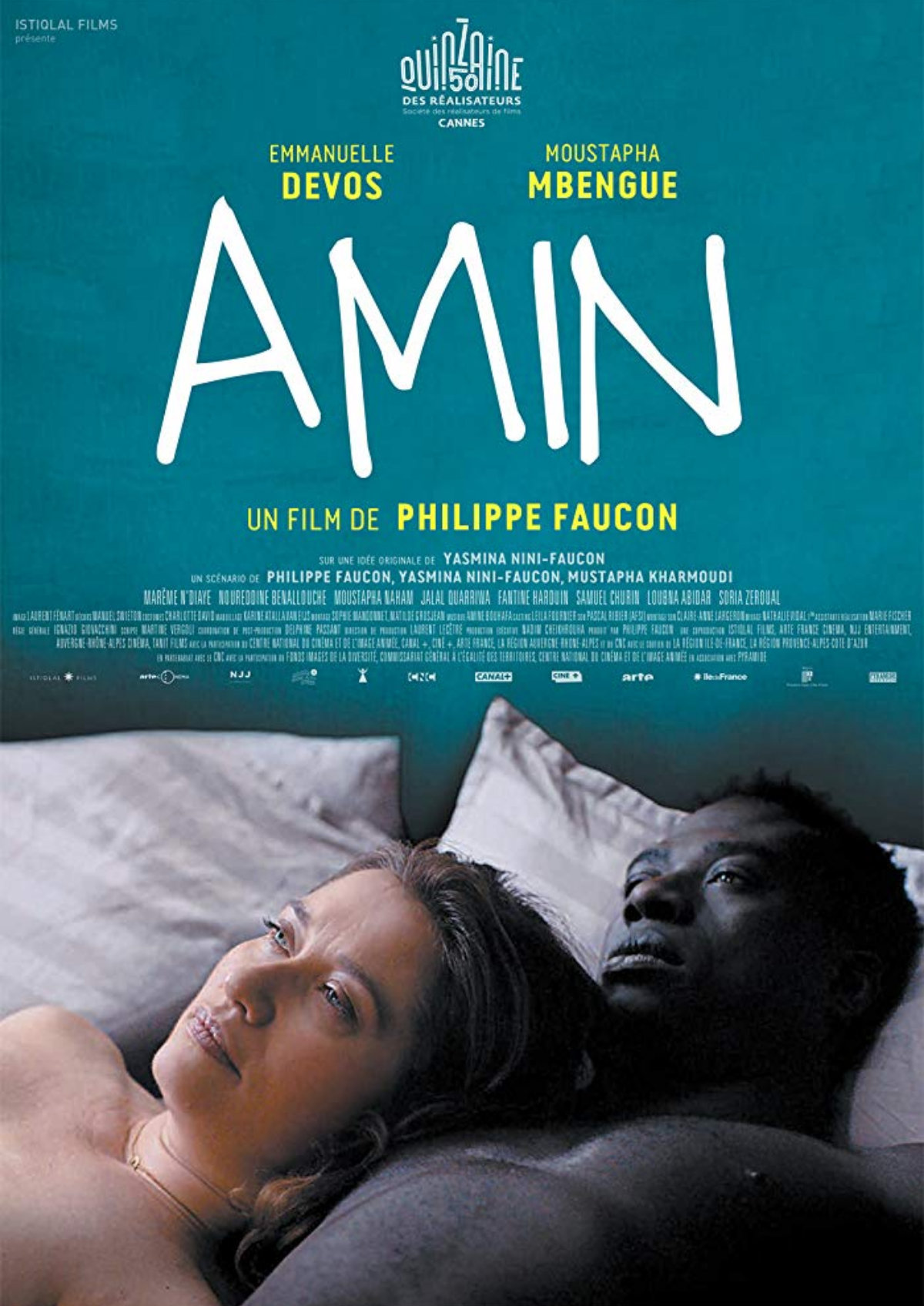 'Amin' movie poster