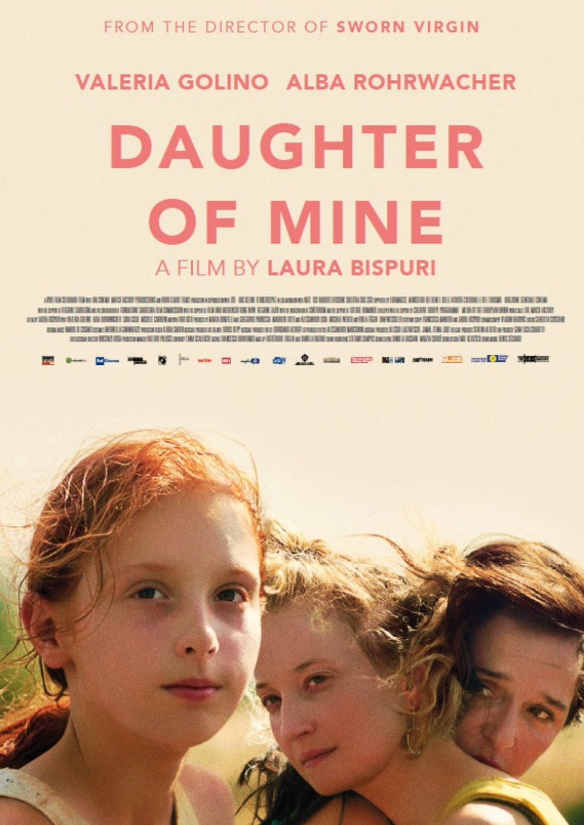 'Daughter Of Mine' movie poster