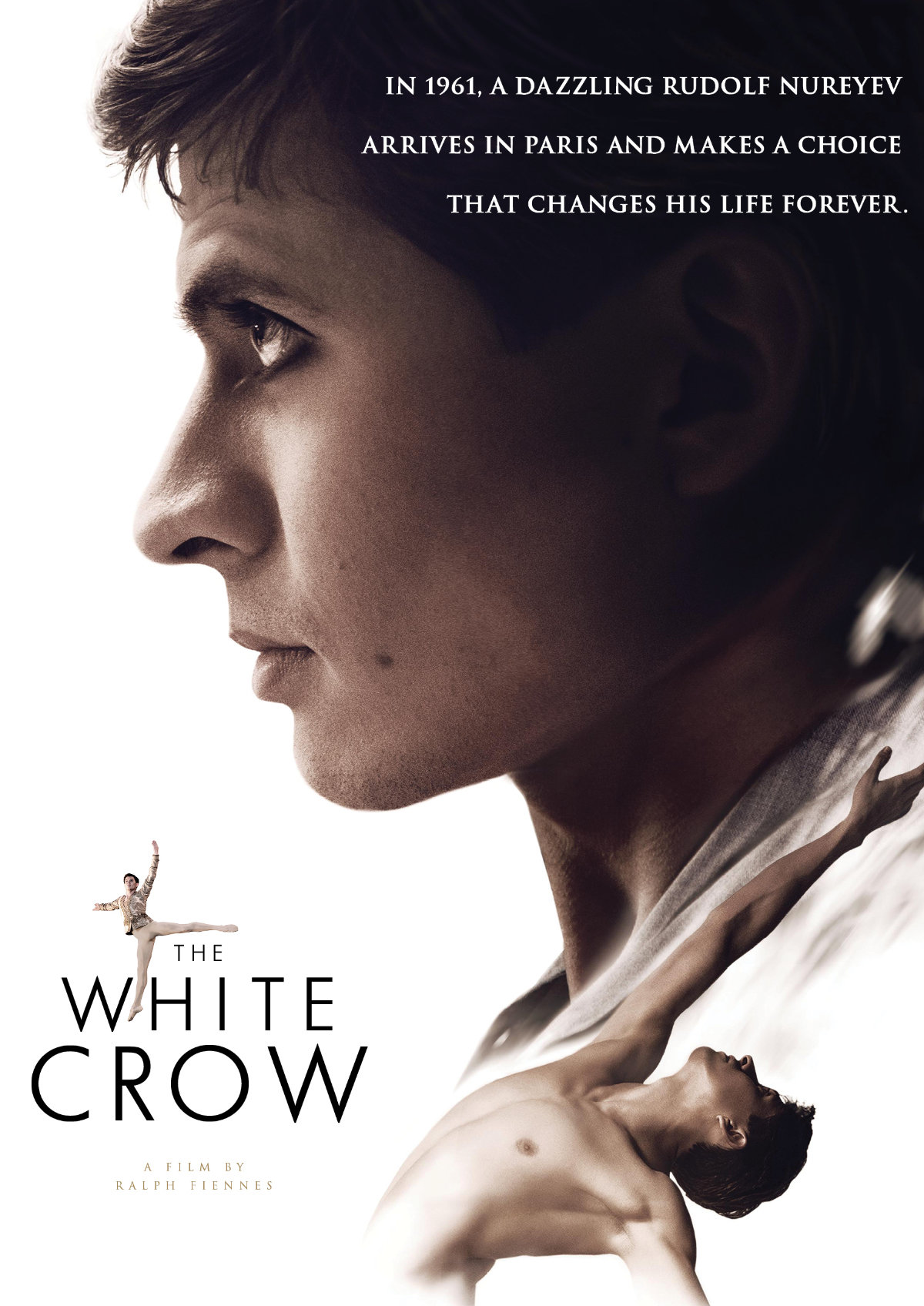 'The White Crow' movie poster