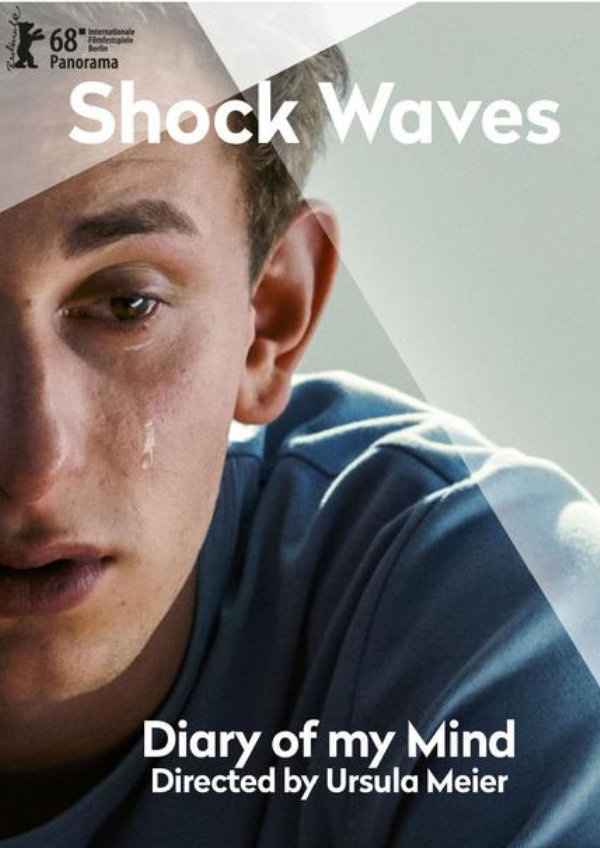 'Shock Waves: Diary Of My Mind' movie poster