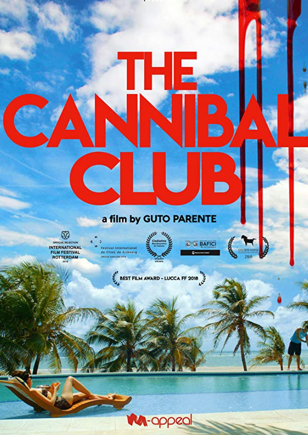 'The Cannibal Club' movie poster