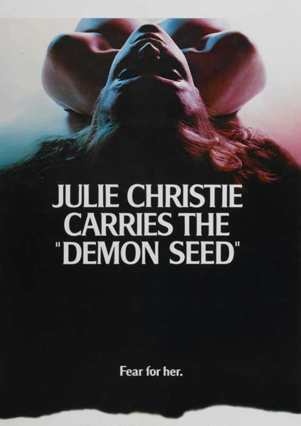 'Demon Seed' movie poster