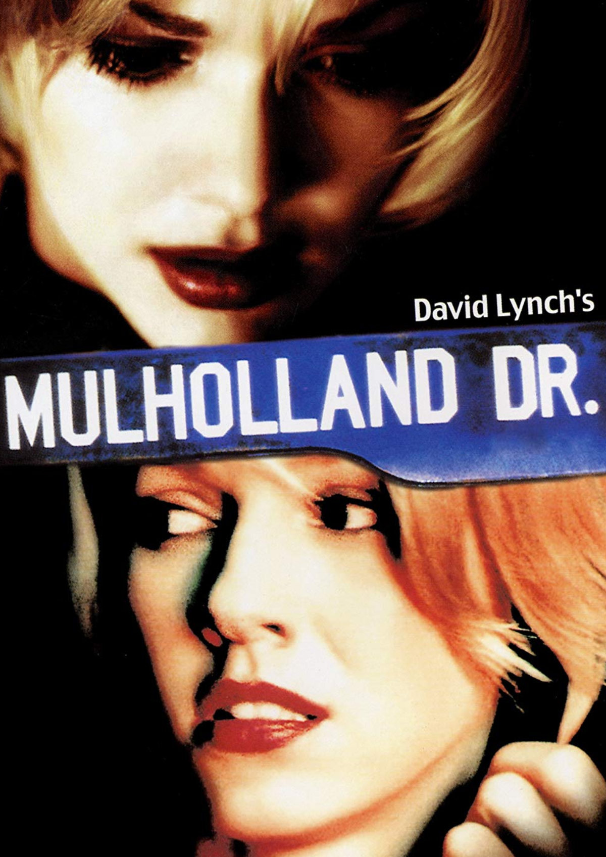 'Mulholland Drive' movie poster