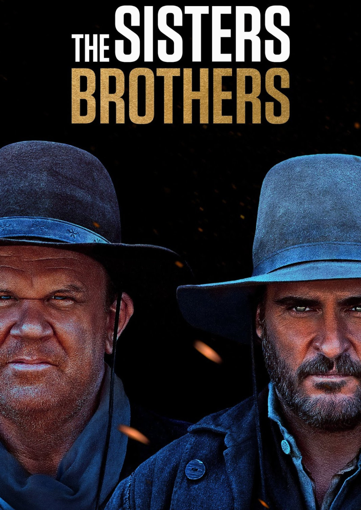 'The Sisters Brothers' movie poster