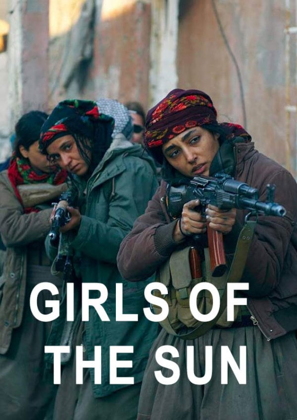 'Girls of the Sun' movie poster
